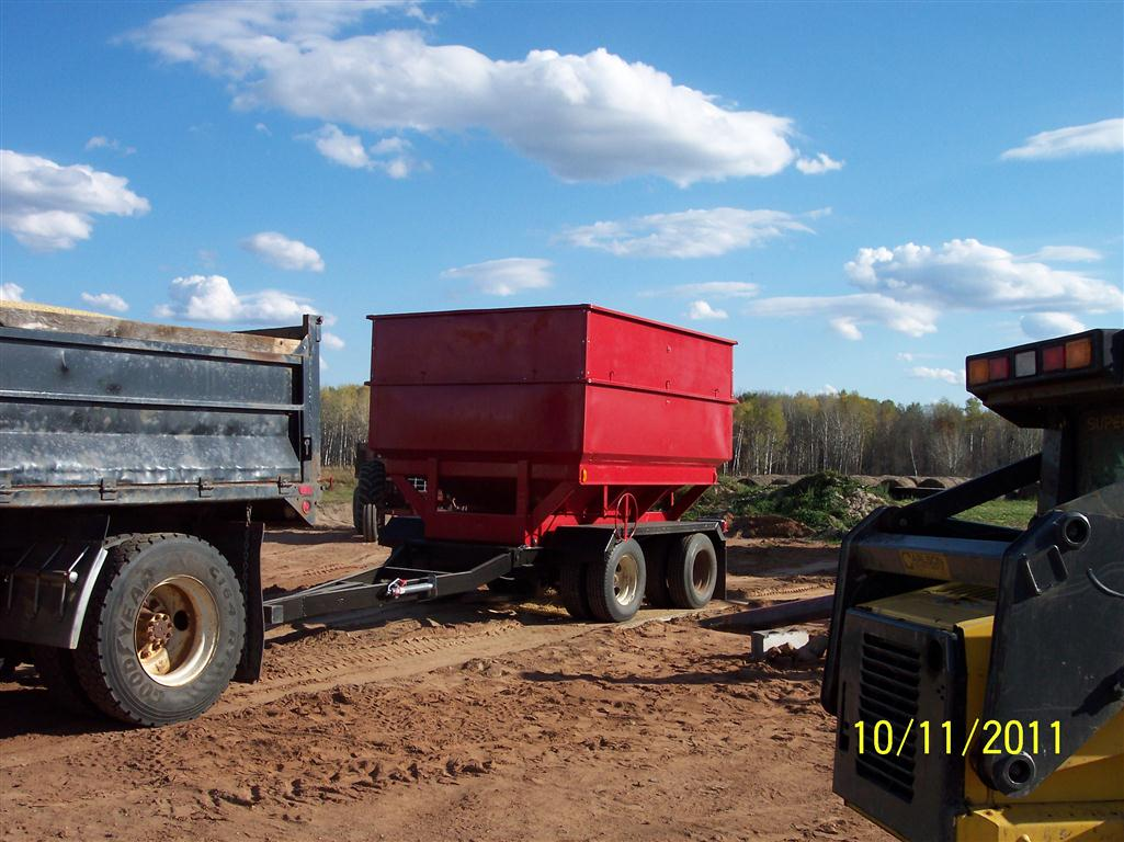 Viewing a thread - Tell me about non steerable pup hopper trailers