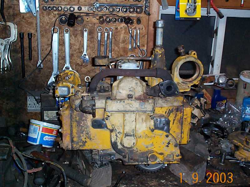 Caterpillar Pony Motor Conversion >> Cat Pony Motor Piston Pictures to Pin on Pinterest - ThePinsta